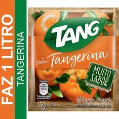Refresco em Pó Sabor Tangerina Tang 25g