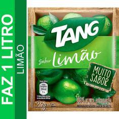 Refresco em Pó Sabor Limão Tang 25g