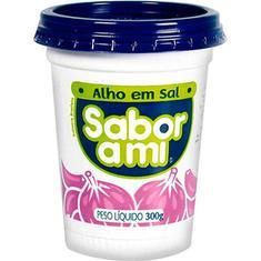 Tempero Alho e Sal Sabor Ami 300g