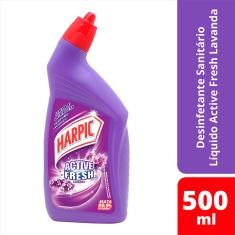 Desinfetante Lavanda Active Fresh Harpic 500ml