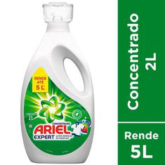 Lava Roupa Líquido Concentrado Power Ariel 2L