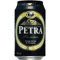 Cerveja Escura Petra 350ml