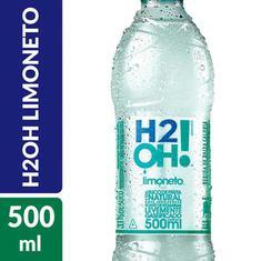 Refrigerante Limoneto H2OH! 500ml