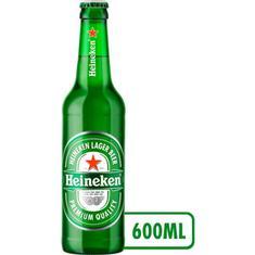 Cerveja Premium Heineken 600ml