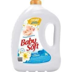 Amaciante Baby Soft Dreams 5L