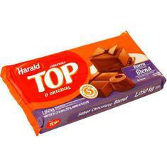 Cobertura Chocolate Harald Top Blend 1,050Kg