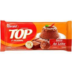 Cobertura de Chocolate Harald Top ao Leite 1,050Kg