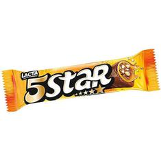 Chocolate Lacta 5Star 40g