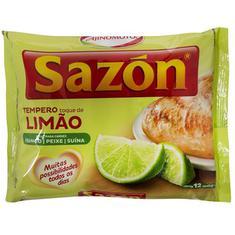 Tempero Toque de Limão Sazón 60g