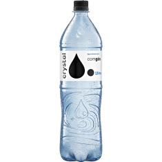 Água Mineral com Gás Crystal 1,5L