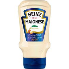 Maionese Heinz Pet 390g