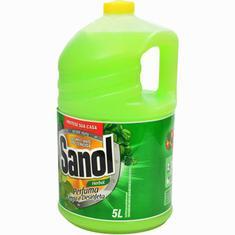 Desinfetante Sanol Herbal 5L
