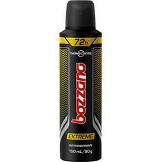 Desodorante Aerossol Bozzano Antitranspirante Extreme 90g