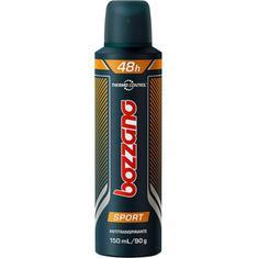 Desodorante Aerossol Bozzano Antitranspirante Sport 90g