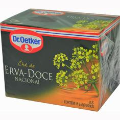 Chá de Erva Doce Dr. Oetker 15g