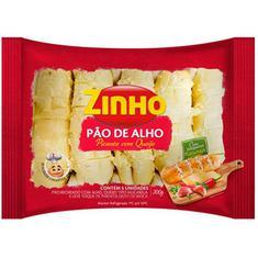 Pão de Alho Picante Zinho 300g