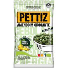 Amendoim Pettiz Dori Cebola E Salsa 1,010Kg