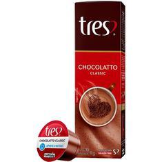Cápsulas de Café Chocolatto 3 Corações 10X11g