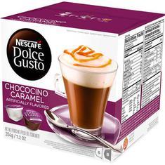 Cápsulas de Café Chococino Caramel Nescafé Dolce Gusto 204g
