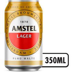 Cerveja Premium Amstel 350ml