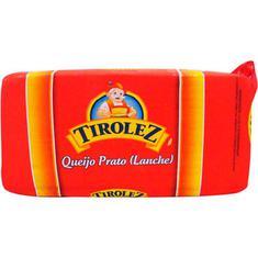 Queijo Prato Lanche Tirolez 310g