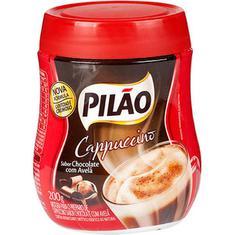 Cappucino Chocolate e Avelã Pilão 200g
