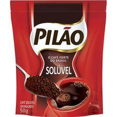 Café Solúvel Pilão sache 50g