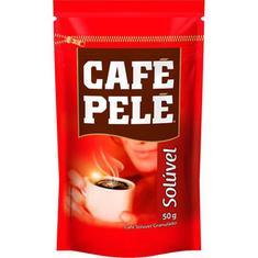 Café Solúvel Pelé sachê 50g