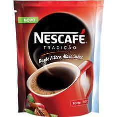 Café Solúvel TradiçãoNescafé Sachê 50g