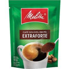 Café Solúvel Extra Forte Melitta 50g
