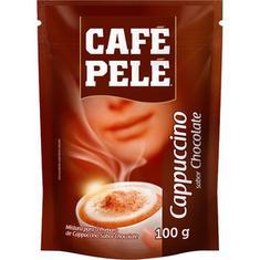 Cappuccino Chocolate Café Pelé 100g