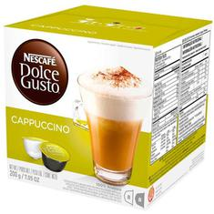 Cápsulas de Café Cappuccino Nescafé Dolce Gusto 200g