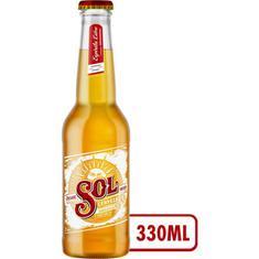 Cerveja Premium Sol 330ml