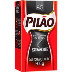 Café Extraforte a Vácuo Pilão 500g