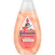 Shampoo Johnsons Cacheados 200ml