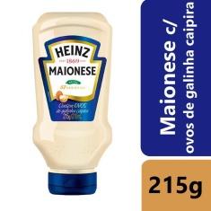Maionese Heinz Pet 215g