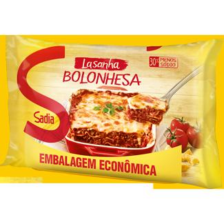Lasanha Bolonhesa Sadia 1,6kgr