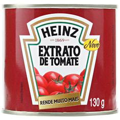 Extrato de Tomate Heinz 130g