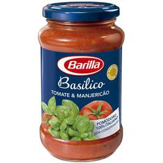 Molho de Tomate Basilico Barilla 400g