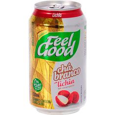 Chá Branco com Lichia Feel Good 330ml