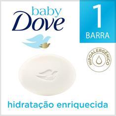 Sabonete Infantil Dove Baby Hidratação Enriquecida 75g