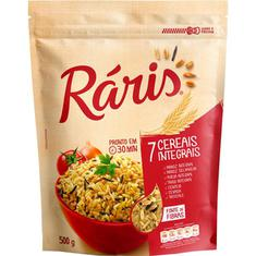 Arroz Integral 7 Cereais Ráris 500g