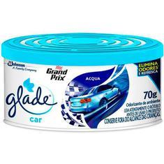 Odorizador Automotivo Gel Aqua Glade Car 70g