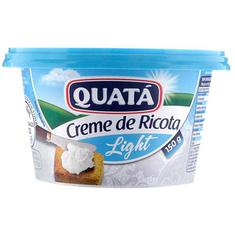 Creme de Ricota Light Quata 150g