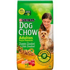 Alimento para Caes Dog Chow Adultos Raças Pequenas 10,1Kg