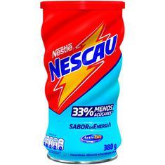 Achocolatado em Pó 33% Menos Açúcares Nescau 380g
