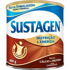 Alimento Vitaminado Sustagen Chocolate 400g