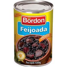 Feijoada Bordon 430g