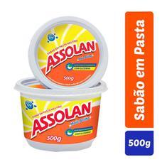 Sabão em Pasta Atol 500g