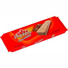 Biscoito Wafer Sabor Chocolate Duchen 140g